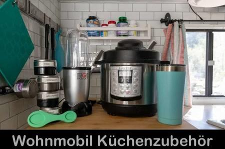 Meine Top 15 für Wohnmobil Küchenzubehör