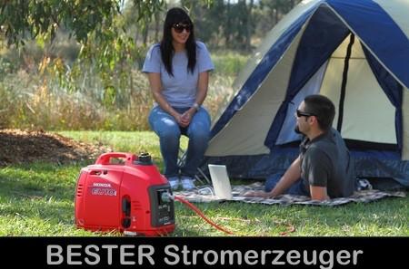 Die Besten Stromerzeuger für Wohnmobile und Camping