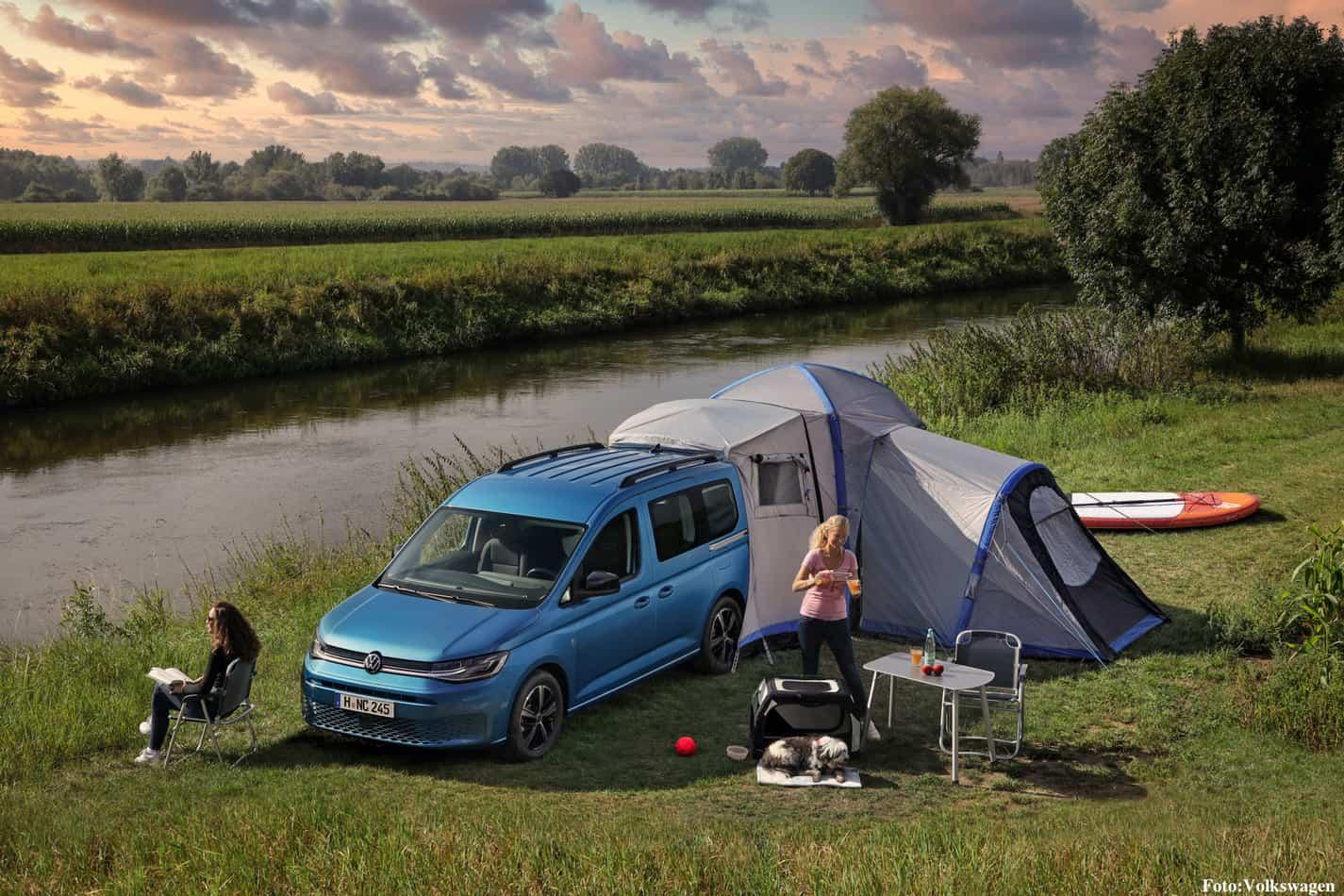 Mini Camper VW Caddy 2021 - Hintergründe, Erfahrungen ...